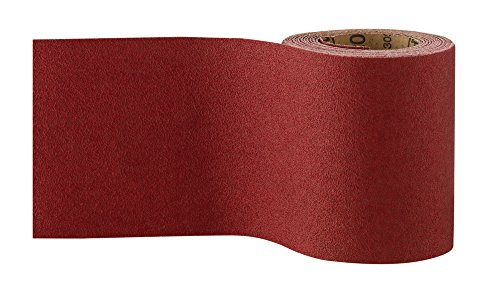 Bosch 2609256B76 Rouleau abrasif pour bois/peinture 93mm x 5m P120