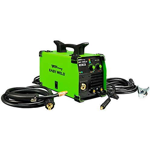 Forney Easy Weld 140 MP, Multi-Process Welder, Green, Model:271