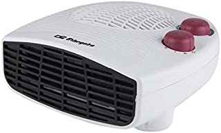 Orbegozo FH 5027 Calentador de ventilador Interior Blanco 2000 W - Calefactor (Calentador de ventilador, Interior, Escritorio, Blanco, Giratorio, 2000 W)