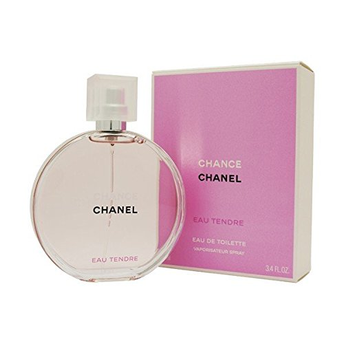 2fc2d8f1ab1 Chance Tendre Eau De Toilette Spray 3.4 Oz.