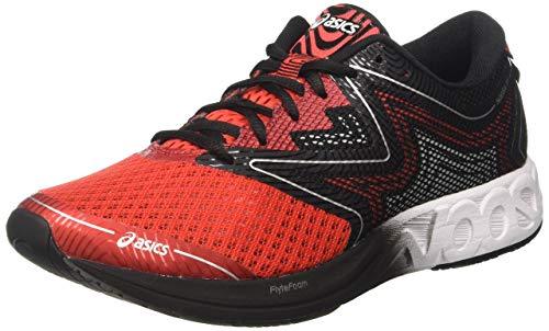 Asics Noosa FF T722n-2301, Zapatillas de Entrenamiento Hombre, Rojo (Red T722n/2301), 42 EU