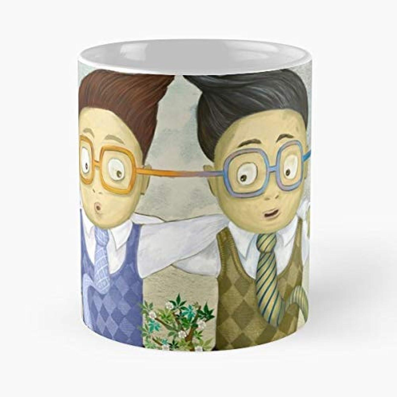Gemini Twin Zodiac - Coffee Mugs Unique Ceramic Novelty Cup