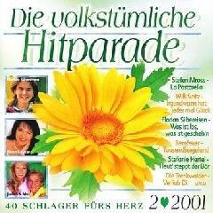 Die volkstümliche Hitparade 2/2001 (Doppel CD)(Marcato 663757)