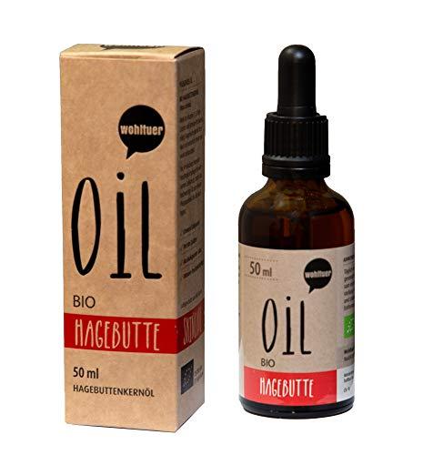Bio Hagebuttenkernöl | Wildrosenöl | Rosehip Oil 50 ml