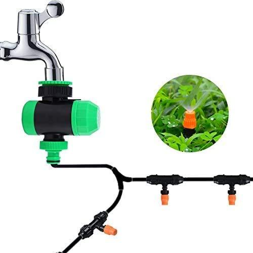 2 Horas mecánico automático del Temporizador de Agua de la Manguera de riego por aspersión Controlador Garden Supply Goteo Controlador de riego