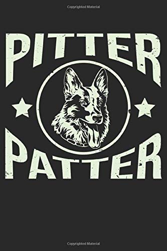 Pitter-Patter Arch Logo: Graph Paper Pitter-Patter Arch Logo / Journal Gift - Large ( 6 x 9 inches ) - 120 Pages || Softcover