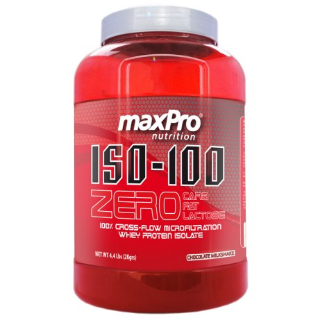 ISO-100 ZERO maxPro nutrition 2KG
