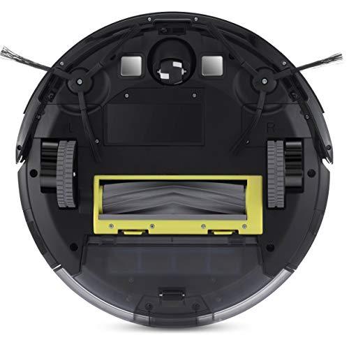 ZACO A8s Saugroboter mit Wischfunktion, App & Alexa Steuerung, 7,2cm flach, automatischer Staubsauger Roboter, 2in1 Wischen oder Staubsaugen, für Hartböden, Fallschutz, mit Ladestation - 14