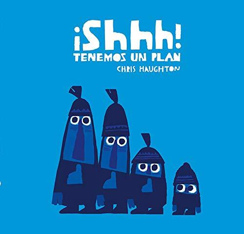 ¡Shhh! Tenemos un plan (cartón) (NUBE DE CARTON)