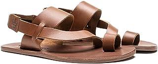 VIVOBAREFOOT Kuru II, Womens Eco-Friendly Premium Leather Sandal, With Barefoot Sole
