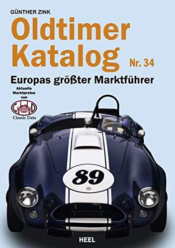 Oldtimer Katalog Nr. 34: Europas größter Marktführer