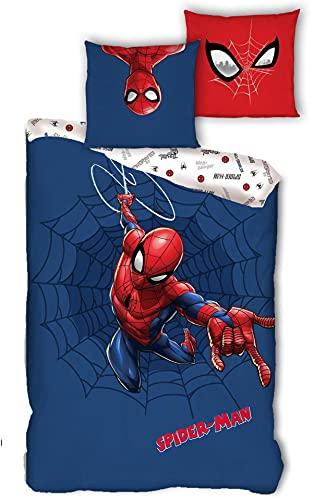 parure de lit spiderman leclerc