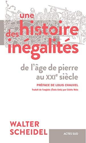 Une histoire des inégalités: De l'âge de pierre au XXIe siècle (French Edition)
