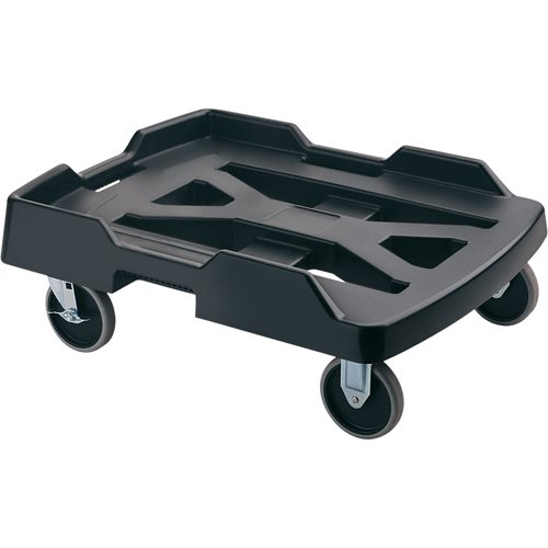 Rubbermaid Commercial Products FG9F1900BLA PROSERVE Insulated Food Service Pan Carrier, Accessory, Carrier Dolly, Black