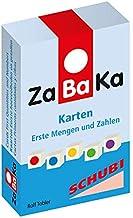 ZaBaKa: Der Zahlenbaukasten / Kartenspiel: Erste Mengen und Zahlen