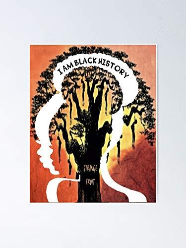 AZSTEEL I Am Black History Poster