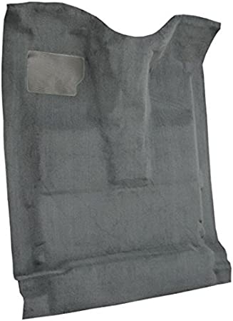 Automatic ACC Replacement Carpet Kit for 1999 to 2007 Ford Crew Cab Pickup Truck F550 Super Duty F250 F350 827-Grey Plush Cut Pile F450