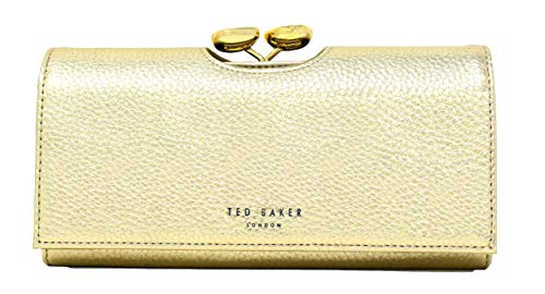 Ted Baker Alyysaa Wallet Gold