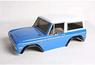 Tamiya America, Inc Body Set Ford Bronco, Clear: CC01/CR01, TAM51388