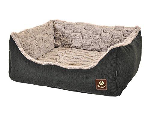 Vadigran Asma Dog Basket 45 x 40 cm Anthracite/Grey Review