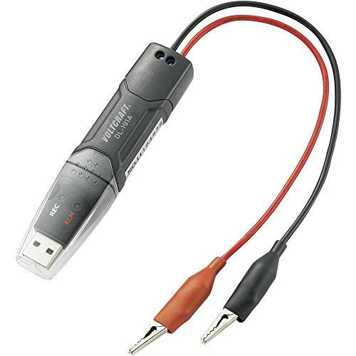 VOLTCRAFT DL-191V Spannungs-Datenlogger Messgröße Spannung 0 bis 30 V/DC