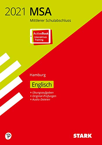 STARK Original-Prüfungen und Training MSA 2021 - Englisch - Hamburg