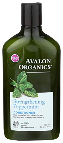 Avalon Organics Peppermint Strengthening Conditioner 312g