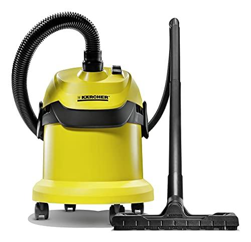 Kärcher MV2 - Aspirador de agua y polvo 1000 W