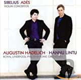 Sibelius/Ades: Conciertos para violin