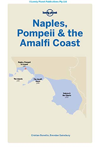 Lonely Planet Naples, Pompeii & the Amalfi Coast 6 (Regional Guide) - 41lD2zM6XRL. SL500