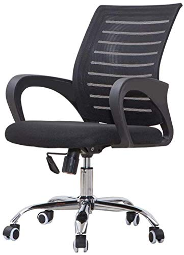 LIUBINGER Silla de Oficina Silla de Oficina, Escritorio de la computadora Volver ergonomía Tarea ejecutiva Brazos Silla Silla giratoria de Malla de Mediana
