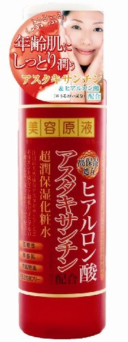 Cosmetic Roland - Super Hyaluronic Acid and Astaxanthin Lotion 185ml (japan import)
