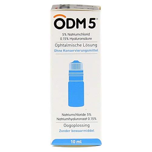 Odm 5 Augentropfen, 1X10 ml