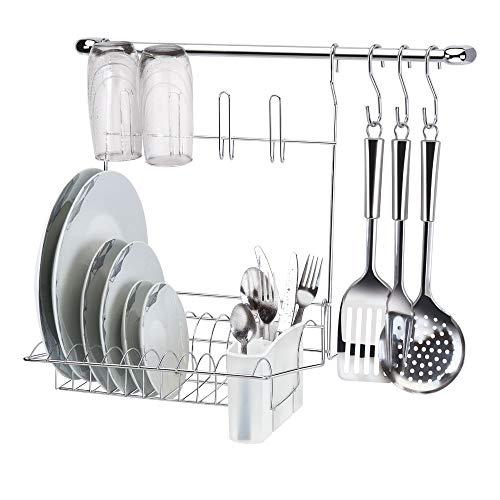 Cook Home 8,52cm, Cromado, Arthi