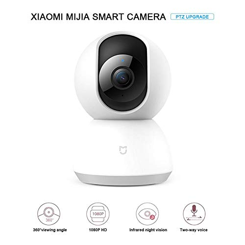 Perfecthome intelligente camera, 1080p Home Smart camera, 360 graden