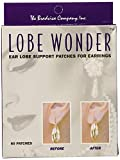 Lobe Wonder Earring Support Patches, 60-Count (Pack of 4)