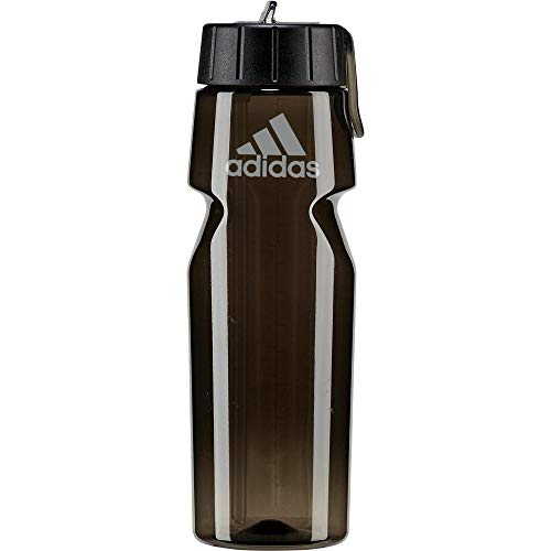 adidas TR Bottle 0, 75l Botella, Unisex Adulto, Black/Iron Met, NS