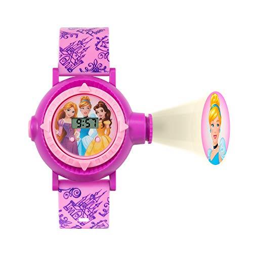 Disney Princess Quartz Montre avec Bracelet en Plastique PN3007ARG