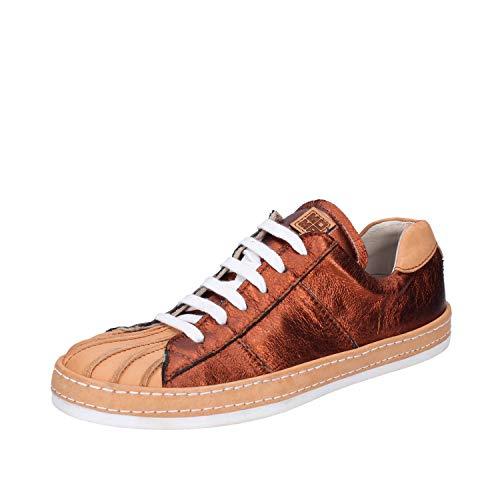 MOMA Sneakers Damen Leder Bronze 37 EU