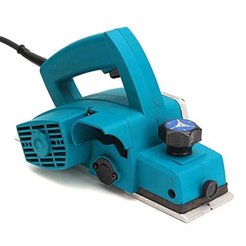 800W 220V Cepillador eléctrico, cepillador de mano multifuncional Planadora de madera de madera de molienda de madera herramientas eléctricas