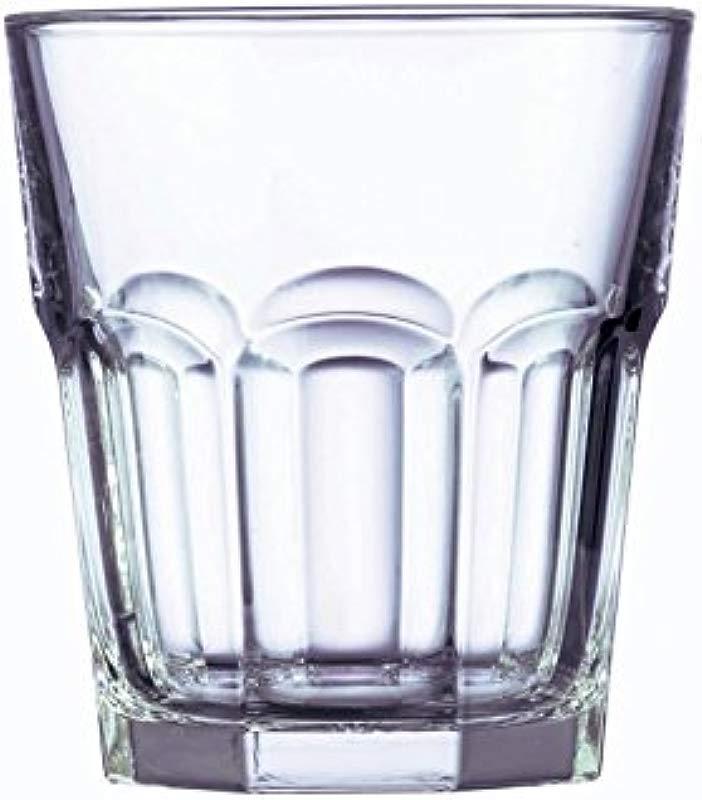 Arcoroc Gotham 12 Oz Rocks Glass Fully Tempered 36 CS