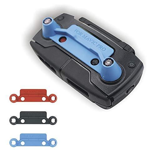 GzxLaY Controlador Remoto Transmisor Stick Guard Thumb Joysticks Protector de Pantalla para dji Mavic Pro Platinum Drone Repuestos Quadcopters Piezas Accesorios (Color: Rojo) (Color : Blue)