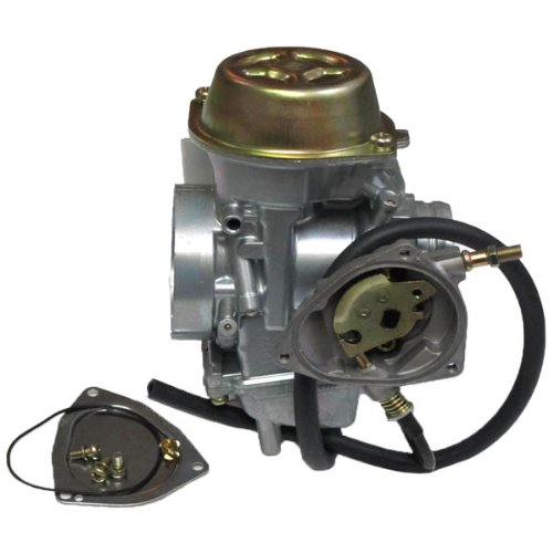 Caltric Carburetor Compatible With Yamaha Grizzly 660 Yfm660 2002-2008 New Carb