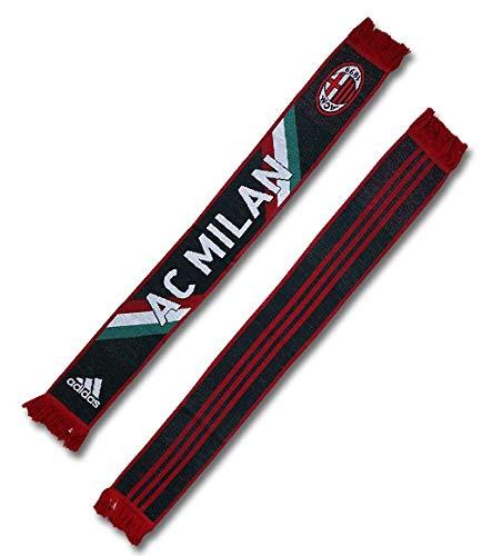 Adidas ACM 3S Scarf NR - Echarpe Milan AC Football Homme