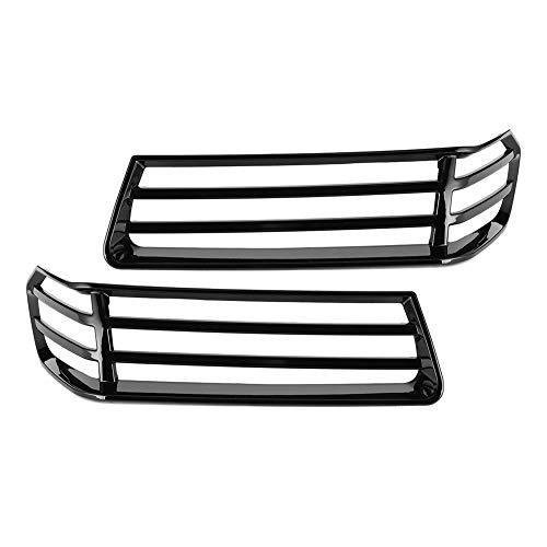 Outbit Rad Augenbrauen Licht Trim - Rad Augenbrauen Licht Scheinwerfer Trim Cover Car Styling