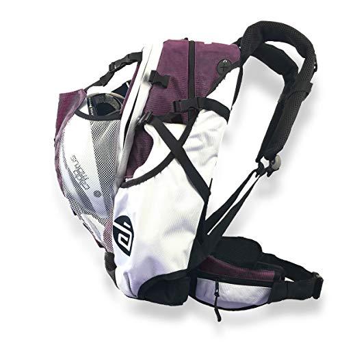 Airflow Wedstrijdtas: sporttas (sportrugzak) voor wielrennen en schaatsen