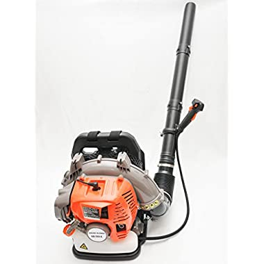 Tool Tuff 2.3 hp High Performance Gas Powered Back Pack Leaf Blower 2-Stroke, NEW!
