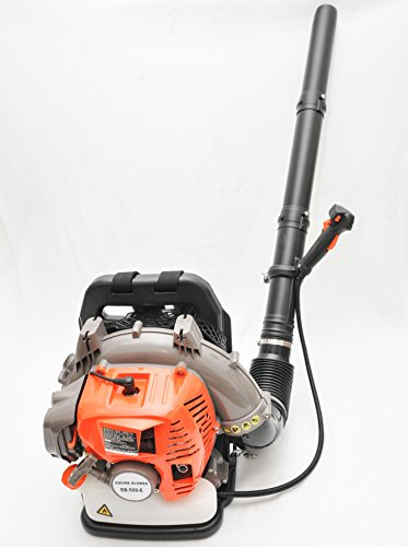 Tool Tuff TEMP UNAVAILABLE 2.3 hp High Performance Gas Powered Back Pack Leaf Blower 2-Stroke, NEW!