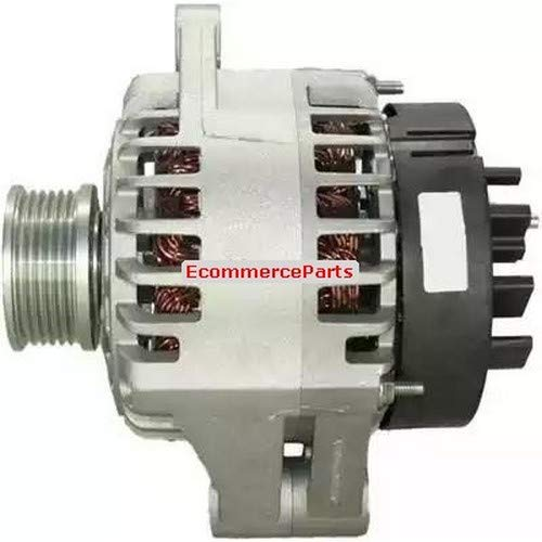 Alternatore DENSO 9145374906372 EcommerceParts Tensione: 12 V, Alternatore-Corrente carica: 120 A, ID-Tipo spina: PL_NA, Ø: 61,5 mm, N° alette: 5#c7