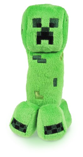Minecraft 16522 - Plüschfigur Creeper
